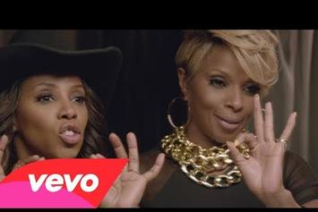 "Mary J. Blige ""A Night To Remember"" Video"