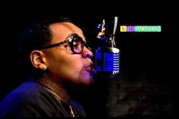 "Kevin Gates Freestyles On BET's ""The Backroom"""