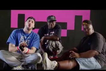 """R.A. The Rugged Man """"The Definition Of A Rap Flow (Albee 3000)"""" Video"""