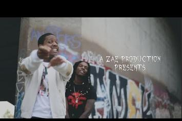 "Lil Durk Feat. OTF Nunu ""OC"" Video"