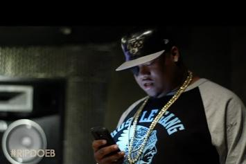 "BTS Of Doe B & T.I.'s ""Homicide"" Video"