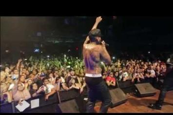 "Kid Ink ""My Own Lane Tour Ep. 2"" Video"