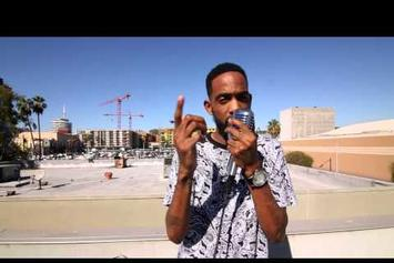 """DUBB """"Hollywood Freestyle"""" Video"""