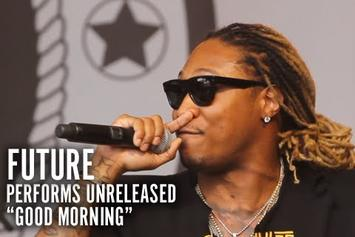 """Future Performs Unreleased Song, """"Good Morning"""" At SXSW"""