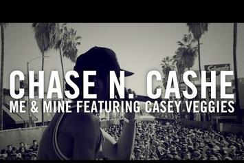 """Chase N. Cashe Feat. Casey Veggies """"Me & Mine"""" Video"""