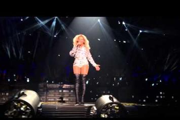 """Beyonce Performs """"XO"""" For The First Time Live"""