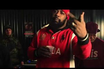 "Termanology Feat. Lil Fame & Sean Price ""I Rock Mics"" Video"