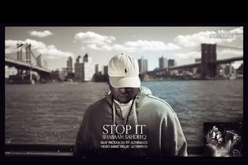 "Alterbeats Feat. Shabaam Sahdeeq & DJ Tricks ""Stop It"" Video"