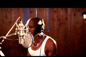 "DMX, Rakim & Shontelle Record ""Don't Call Me"" In-Studio"