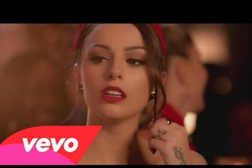 "Cher Lloyd Feat. T.I. ""I Wish"" Video"