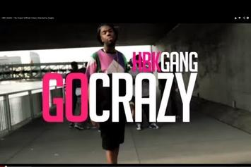 "HBK Gang Feat. Dave Steezy ""Go Crazy"" Video"