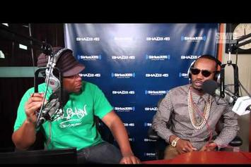 "Juicy J ""Talks ""Stay Trippy"" & Twerking Scholarship"" Video"