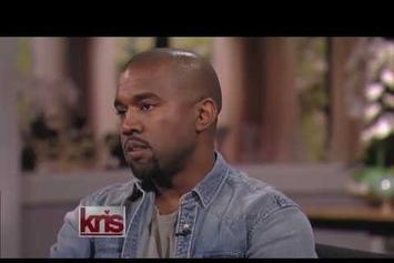 Kanye West Talks On His Love For Kim