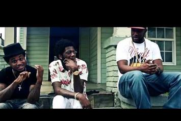 "DJ Scream Feat. Travis Porter ""On The Plug"" Video"