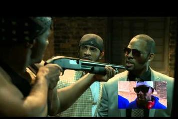 """R. Kelly """"BTS Of """"Trapped In The Closet"""""""" Video"""