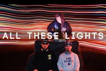 "The Grouch & Eligh ""All These Lights"" (Prod. By Pretty Lights) Video"