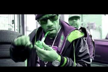 "Mathematics Feat. Redman, Eyes Low & Mr. Cream ""Notorious"" Video"
