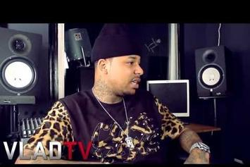 "Chinx Drugz ""Talks Max B, Cocaine Riot 3 & Features"" Video"