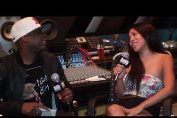 "Talib Kweli ""Getting Personal with Talib Kweli: Favorite Food, Fear of Flies & More!"" Video"