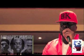 "Wyclef Jean Feat. Opium Black ""Bugatti (Freestyle)"" Video"