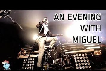 "Miguel ""An Evening With Miguel"" Video"