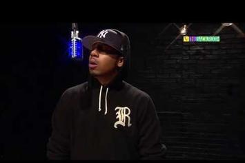 """Vado """"BET's The Backroom Freestyle"""" Video"""