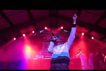 """Action Bronson """"Brings Out Chance The Rapper @ SXSW"""" Video"""