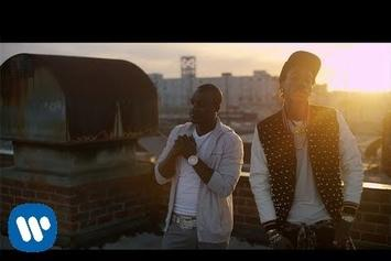 "Wiz Khalifa Feat. Akon ""Let It Go"" Video"