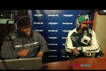 """Vado """"Performs On Sway In The Morning"""" Video"""