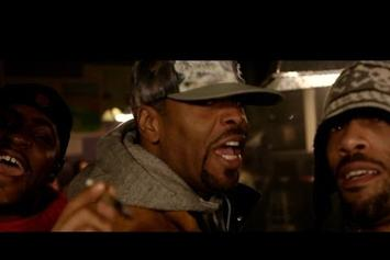 "Redman Feat. Method Man & Ready Roc ""Lookn Fly Too"" Video"