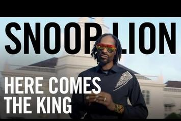 "Snoop Dogg Feat. Angela Hunte ""Here Comes The King"" Video"