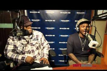 """Pusha T """"Sway In The Morning Freestyle"""" Video"""