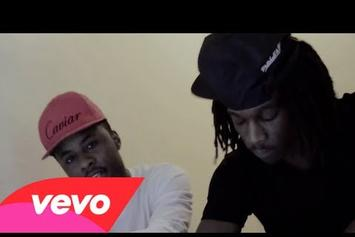 """SpaceGhostPurrp Feat. Nell """"No Trouble"""" Video"""