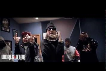 """Red Cafe Feat. Chief Keef, French Montana & Fabolous """"Gucci Everything """" Video"""