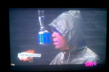 """Tito Lopez """"106 & Park's The Backroom Freestyle"""" Video"""