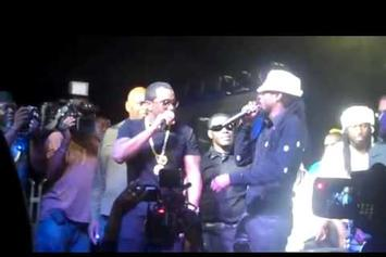 "Diddy Feat. Beanie Man ""Performing In Kingston, Jamaica"" Video"
