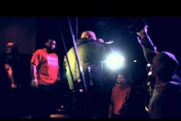 "Freeway Feat. Jakk Frost & Tana Da Beast ""Freestyle At The Blockley"" Video"