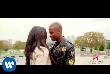 "Trey Songz ""Never Again"" Video"