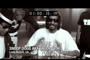 "Snoop Dogg Feat. Kendrick Lamar, YG, Kurupt, DJ QUICK, X to tha Z, and E-40 ""West Coast BET Cypher (Preview)"" Video"