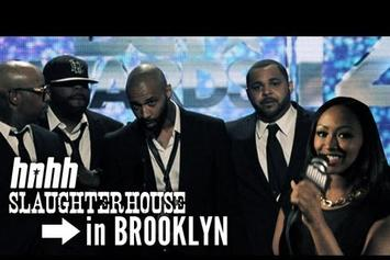 "Slaughterhouse ""Slaughterhouse - HNHH Exclusive Interview"" Video"