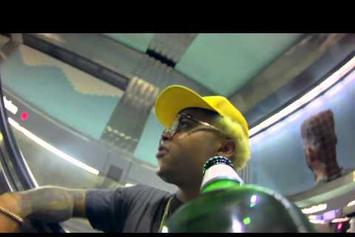 "Bobby Brackins Feat. Wallpaper ""B.Y.O.B."" Video"