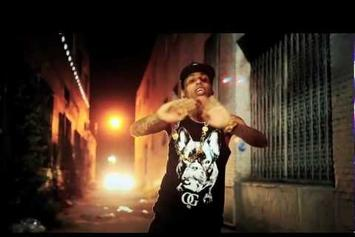 "Kid Ink ""No One Left "" Video"