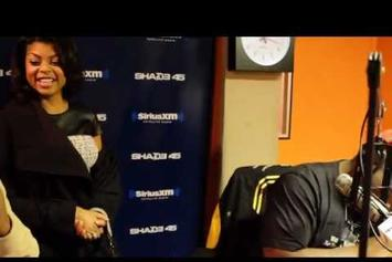 "Fat Pimp Feat. Taraji P ""Freestyle on Sway in the Morning"" Video"