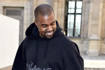 "Kanye West Premiered His ""All Day"" Video In Paris [Update: Watch Footage Of The Full Video]"