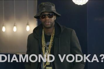 """2 Chainz & Big Sean Try Diamond-Infused Vodka For """"Most Expensivest Shit"""""""