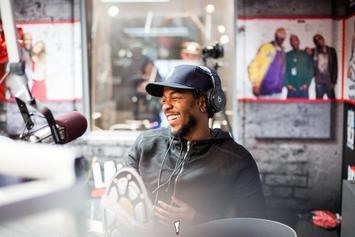 Kendrick Lamar Talks About His New Album With Big Boy