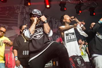 """Wiz Khalifa & Ty Dolla $ign Are Dropping A Joint EP Called """"Talk About It In The Morning"""" This Month"""