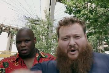 "Meyhem Lauren Feat. Buckwild & Action Bronson ""100 MPH"" Video"