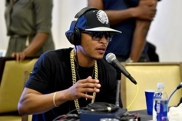T.I. Reveals Title Of New Album