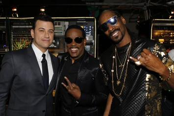 "Charlie Wilson & Snoop Dogg Perform ""Infectious"" On Jimmy Kimmel"
